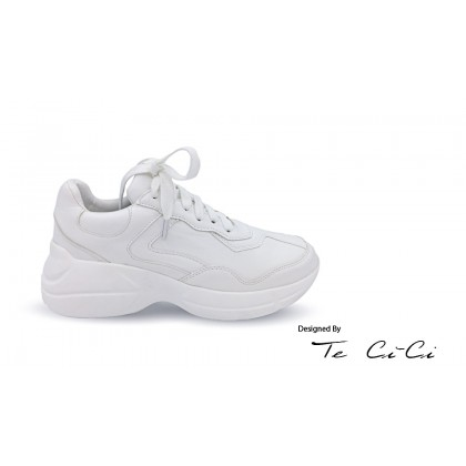 7-Up Platform Sneakers