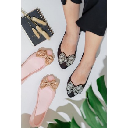 Butterfly Lovers Jelly Shoes